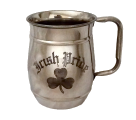 Saint Pattie's Day is just one of the many holiday mugs we offer. Each mug comes with a one day free refill coupon redeemable at any event, fair, or festival you see us.