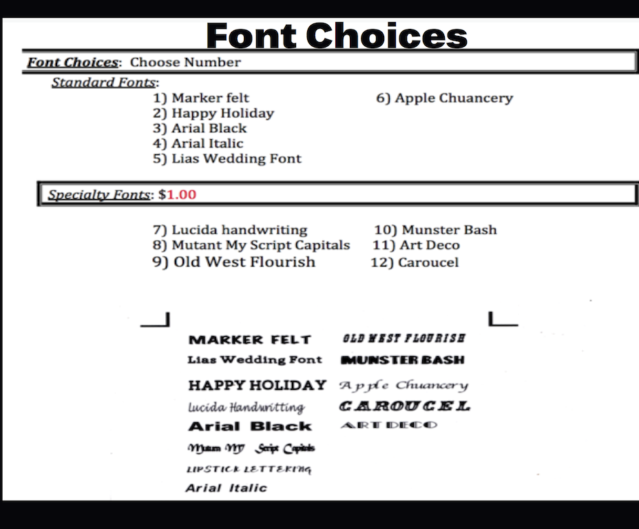 Custom Choice Page  Customize   Personalize   Get 20% off